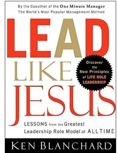Lead Like Jesus - virtual, live Book Club @ Online Event