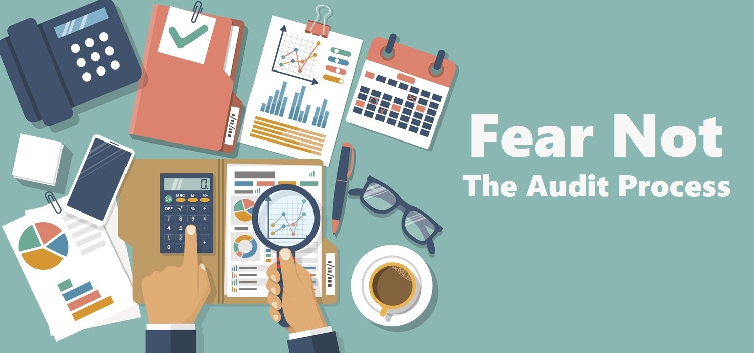Fear Not the Audit Process @ Online Event